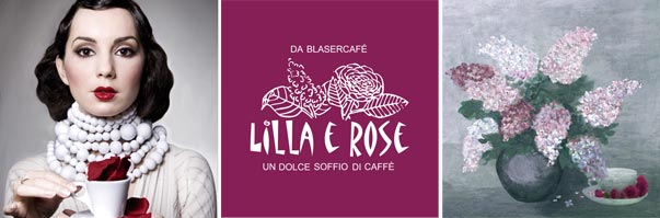 Blaser Lilla e Rose