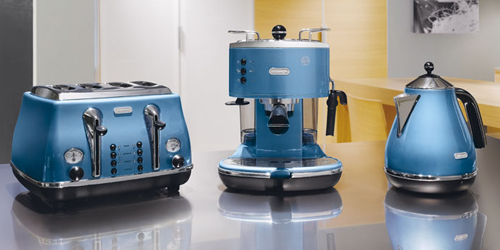 DeLonghi Icona Blue Collection