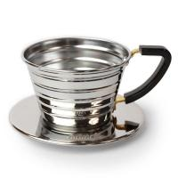 фотография Kalita Wave Stainless Steel Dripper #155