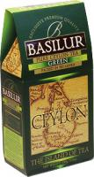 фотография Basilur Ceylon Island of Tea Green — 100g