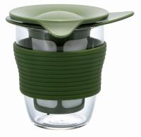 фотография Hario Handy Tea Maker Olive Green, 200ml HDT-M-OG