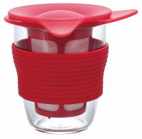 фотография Hario Handy Tea Maker Red, 200ml HDT-M-R