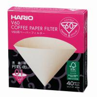 фотография Hario Paper Filter Misarashi for 01 Dripper 40 sheets VCF-01-40M