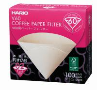 фотография Hario V60 Coffee Paper Filter VCF-02-100MK