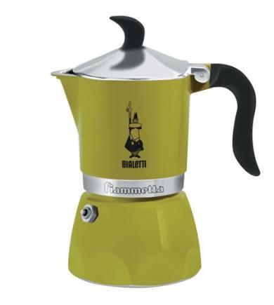 Bialetti Fiammetta Green, 1 cup
