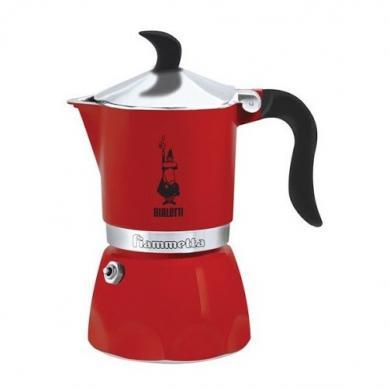 Bialetti Fiammetta Red, 1 cup