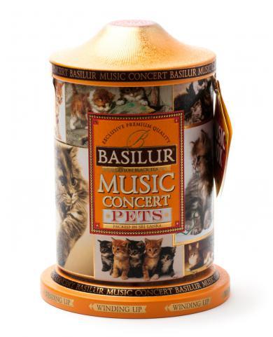 Basilur music concert чай