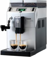 Saeco Lirika Plus Cappuccino Silver