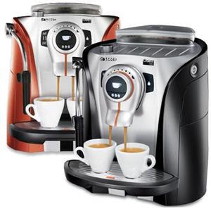 Автоматические кофемашины Saeco Odea Giro
