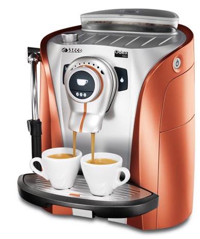 Автоматическая кофемашина Saeco Odea Giro