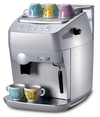 Полностью автоматическая кофемашина Gaggia Syncrony Compact