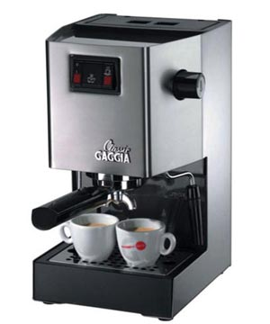 Рожковая кофеварка Gaggia Classic