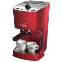 фотография Gaggia New Espresso Color Red
