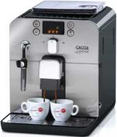 Gaggia Brera Silver — автоматическая кофемашина эспрессо