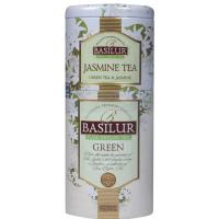 фотография Basilur Ceylon Fruits & Flowers Green Tea & Jasmine