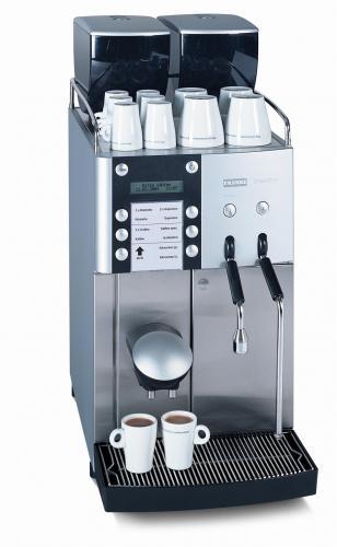 Профессиональная суперавтоматическая кофемашина
