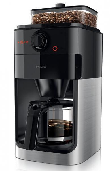 Кофеварка капельная филипс